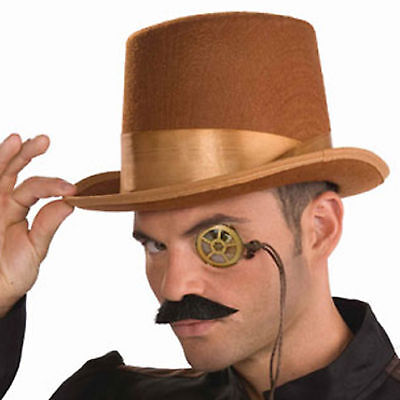 Monocle Lens Steampunk Adult Halloween 19th Century Victorian Costume Accessory](19th Century Halloween Costumes)