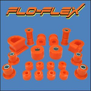 MK4 & MK5 Ford Cortina Front Suspension Bushes in Poly