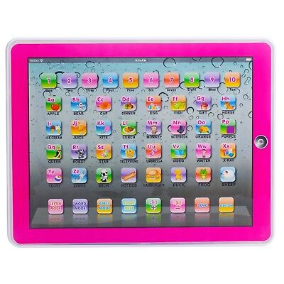 Y-pad YPAD English Computer Learning Education Machine Tablet Toy Gift for Kids