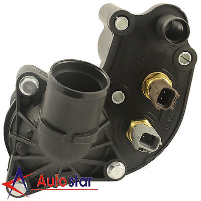 Thermostat Housing With Sensors Kit For 97-01 Ford Explorer Mountaineer 4.0L V6