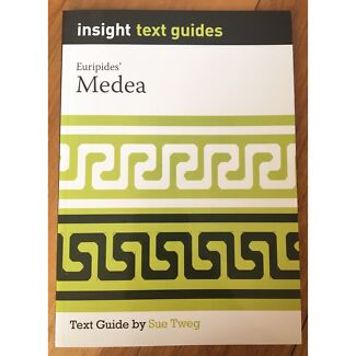 Medea by Euripides insight text guide plus Medea notes booklet