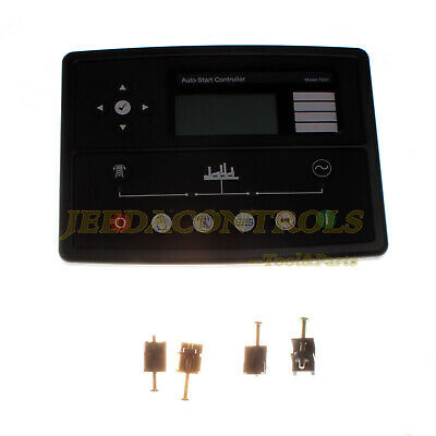 New Generator Auto Start Control Module Dse7220 Replacement For Deepsea