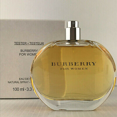 Burberry Classic Perfume Women by Burberry EDP Spray 3.3 NEW BOTTLE IN WHITE BOX