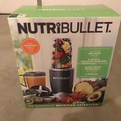 NutriBullet NBR-0801 8-Piece Nutrition Blender/Extractor Set