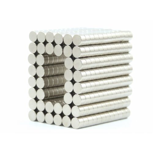 N35 tiny 4 mm dia x 1 mm dia x1mm Neodymium ring magnets craft DIY MRO SMALL PKS