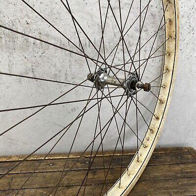 "Pair Vintage New NOS Original Schwinn Bicycle Tubular S-7 28H 24 x 1 3//4/"" Rims"