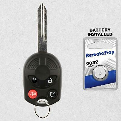 For 2006 2007 2008 2009 2010 2011 2012   Ford Focus Fusion Car Remote Key Fob