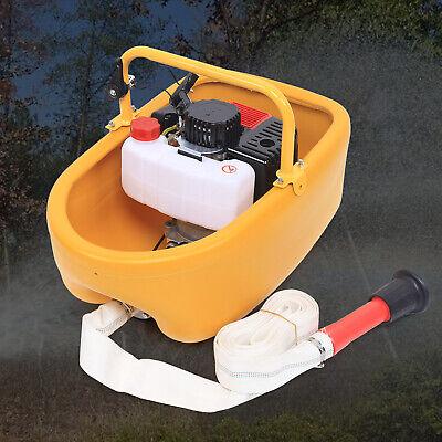 52cc Water Transfer Pump 2 Stroke Gasoline Irrigation Boat Type Pump 1.5 Npt Ce