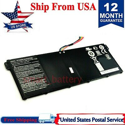 Battery For Acer Aspire R3-131T-C1YF 15.2V 48Wh 3220mAh AC14B8K 4ICP5/57/80 P26