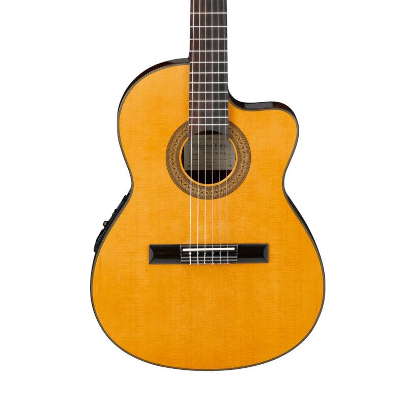 Ibanez GA5TCE Classical Thin Body Acoustic/Elec Natural Guitar