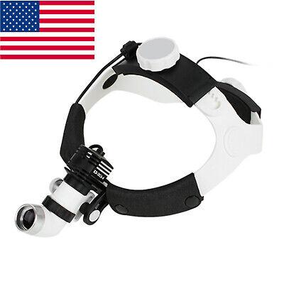 Super 5w Dental Surgical Headlight Medical Headlamp Led 5w Headband Light Lamp