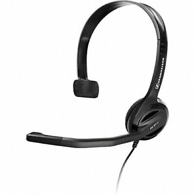 New Grason Gsi 16 Audiometer Headset With Microphone And Monitor Earphone