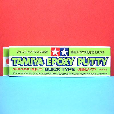 Tamiya 87051 Tamiya Epoxy Putty Quick Type Net 25g i