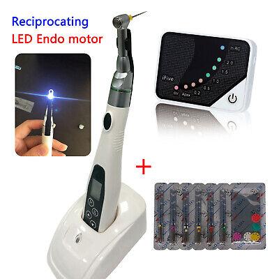 Led Dental Endo Motor Reciprocating 161 Handpiece Denjoy Apex Locator 6file