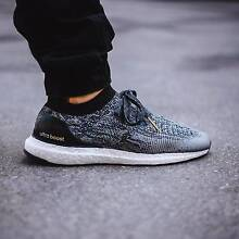 Adidas UNCAGED Ultra Boost Black/Grey Size (US) 10 MEN NEW Brisbane City Brisbane North West Preview