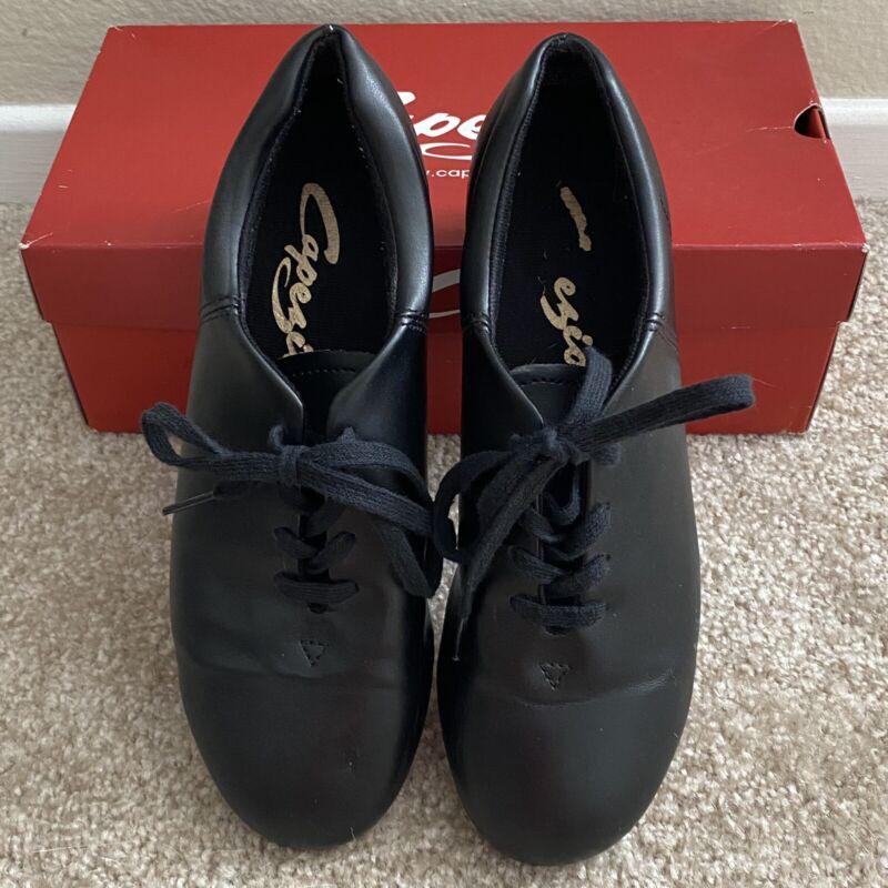 Capezio CG17 Fluid Tap Dance Shoes Size 8.5