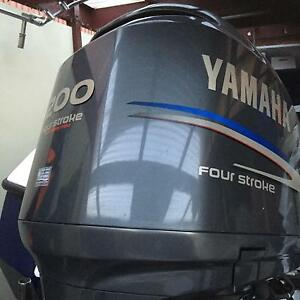 2007 Yamaha 200 4 stroke lower unit gearbox complete Seabrook Hobsons Bay Area Preview