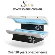 Solarium - Tanning Bed - Hapro Topaz Combi 24 Lamps Grovedale Geelong City Preview