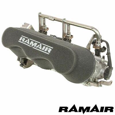 RAMAIR AIR BOX ELIMINATION PERFORMANCE AIR FILTER KIT FOR TRIUMPH ROCK