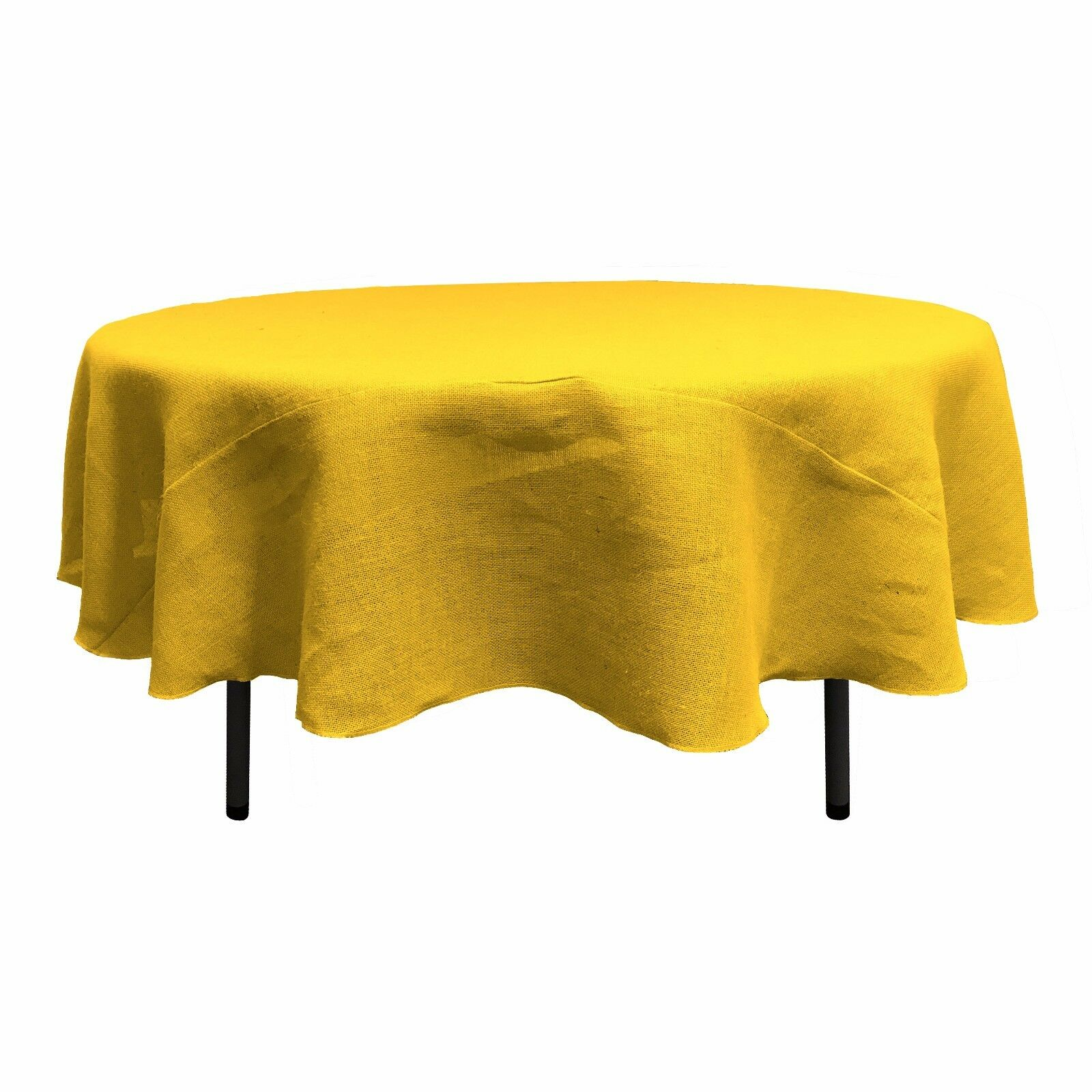 natural burlap tablecloth 90 inch round made
