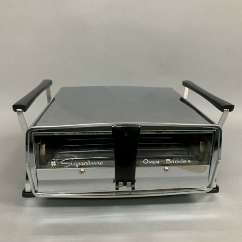 Vintage Montgomery Wards Signature Bake N Roast Oven Broiler DE-2301
