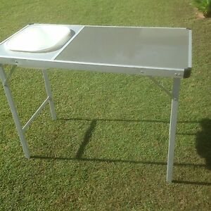 Camp table Sylvania Sutherland Area Preview