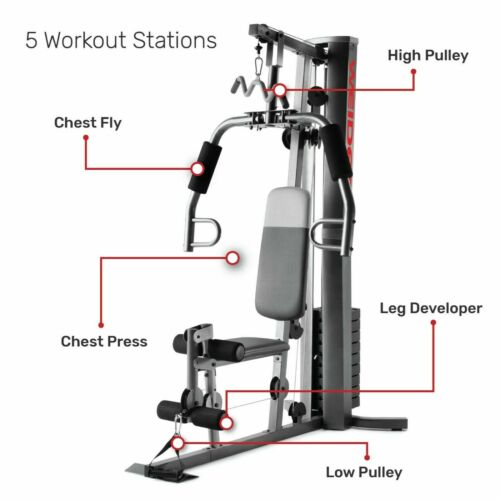 Weider Legacy Home Gym System