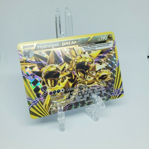 2X HYDREIGON BREAK 87//114 XY Steam Siege Pokemon Cards-RARE NM//M