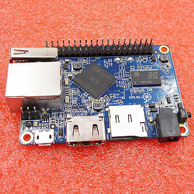 Orange Pi One Single Board Computer H3 Quad Core  DDR3 512MB Compatible Android