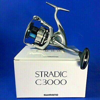 Shimano 15 Stradic C3000 Saltwater Spinning Reel 034120