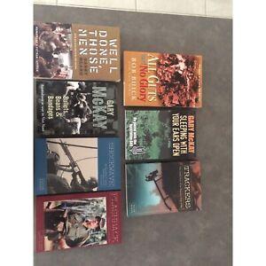 Vietnam War Books (Australian)