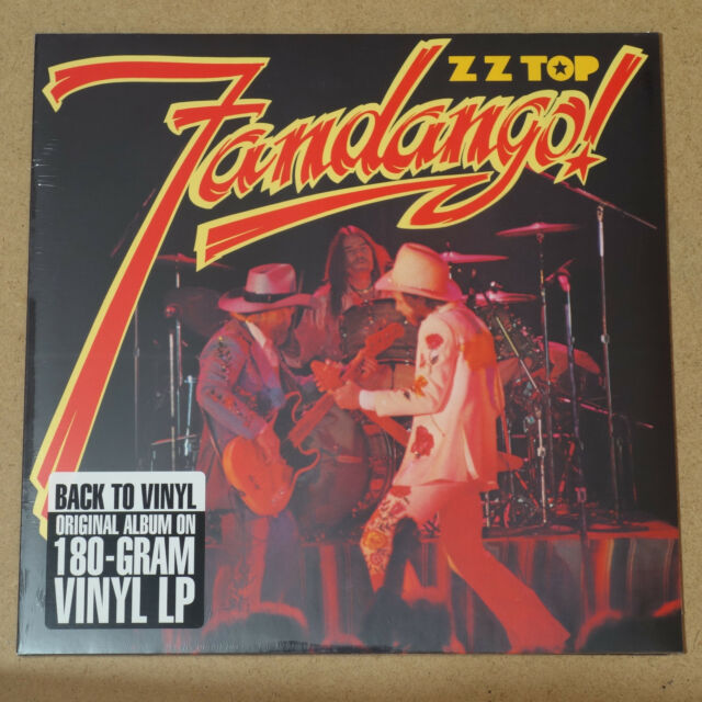 ZZ TOP - Fandango **180gr Vinyl-LP**NEW**sealed**