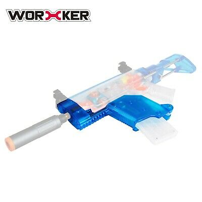 Worker4Nerf Kriss Vector Grip Mod Kit for Nerf Stryfe & Worker Swordfish Shell