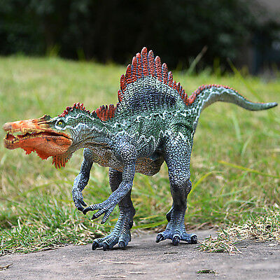 Realistic Dinosaur (Jurassic Spinosaurus Toy Figure Realistic Dinosaur Model Kids Birthday Gift)