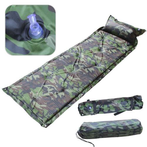 Materassino Autogonfiante campeggio Militare WOODLAND Materasso Gonfiante Sonno