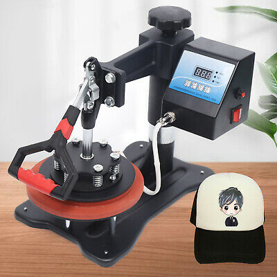 10 X 15.5cm Digital Heat Press Machine Printing For T-shirt Mug Plate Hat 110v