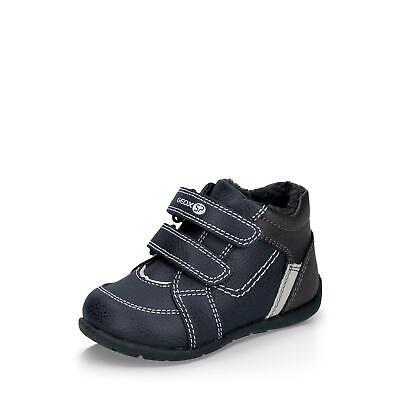 Geox Elthan Kinder Jungen Lauflernschuhe Babyschuhe Klettschuhe Schuhe marine