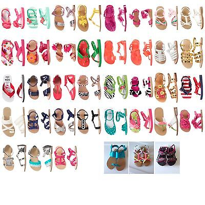 Gymboree Girls Shoes Sandals Variety 01 02 03 04 5 6 7 8 9 10 11 12 13 1 2 3 NWT