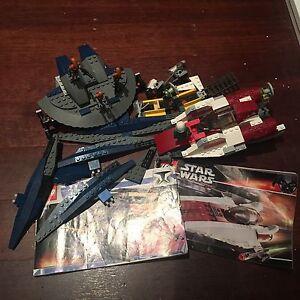 Star Wars Lego 6207 & 8016 Glenelg Holdfast Bay Preview