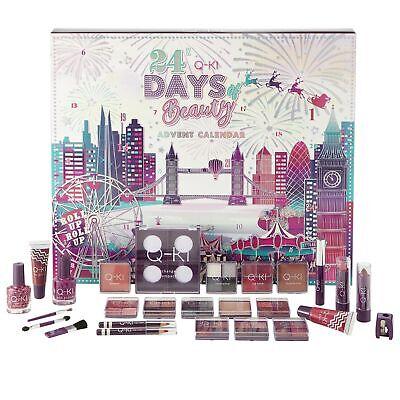 Christmas Beauty Advent Calendar - London Beauty Make Up