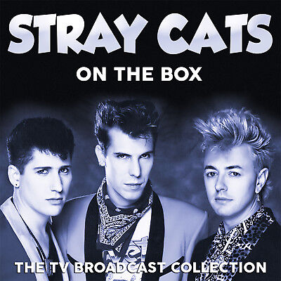 STRAY CATS New Sealed 2019 BEST OF LIVE CONCERT PERFORMANCES (2019 Best Rock Albums)