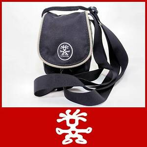 CRUMPLER BABY SCARER CAMERA POUCH ACCESSORIES BAG BLK NEW W/ TAGS Wollstonecraft North Sydney Area Preview