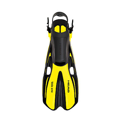 Head Volo One Fins Set Scuba, Diving, Free Dive, Snorkeling -