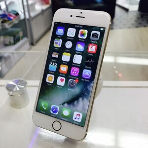 MINT CONDITION IPHONE 6 64GB GOLD WARRANTY INVOICE ACCESSORIES Surfers Paradise Gold Coast City Preview