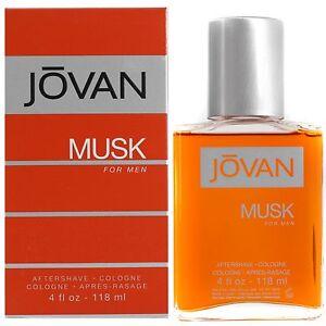 jovan musk for men aftershave 118ml ebay. Black Bedroom Furniture Sets. Home Design Ideas