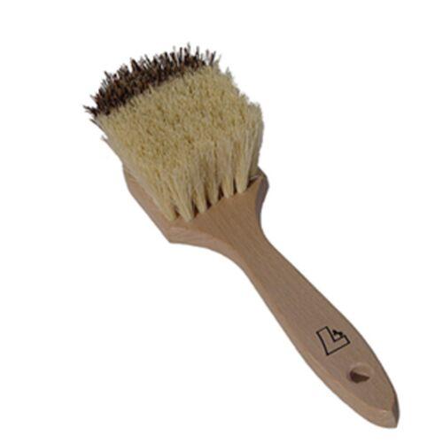 Leistner Natural Bristle Hoof Brush for Horse Grooming