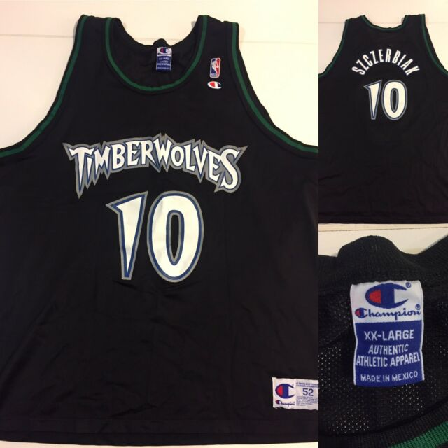 5451ea40736a Vintage NBA Champion Wally Szczerbiak Minnesota Timberwolves