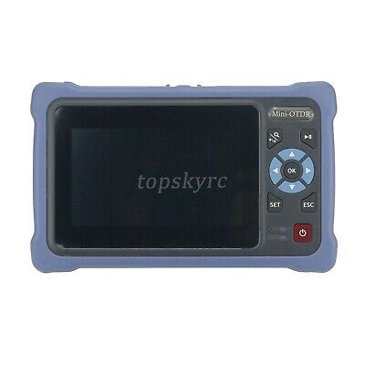 Otdr-4000d Otdr 100km Optical Time Domain Reflectometer 1310nm1550nm 26db24db