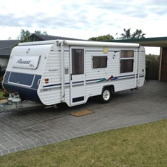 Regent Cruiser SE Series 3 pop top caravan 17ft 6in Penrith Penrith Area Preview