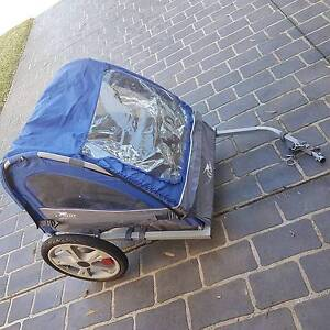 Crane bike trailer for two children Castle Hill The Hills District Preview